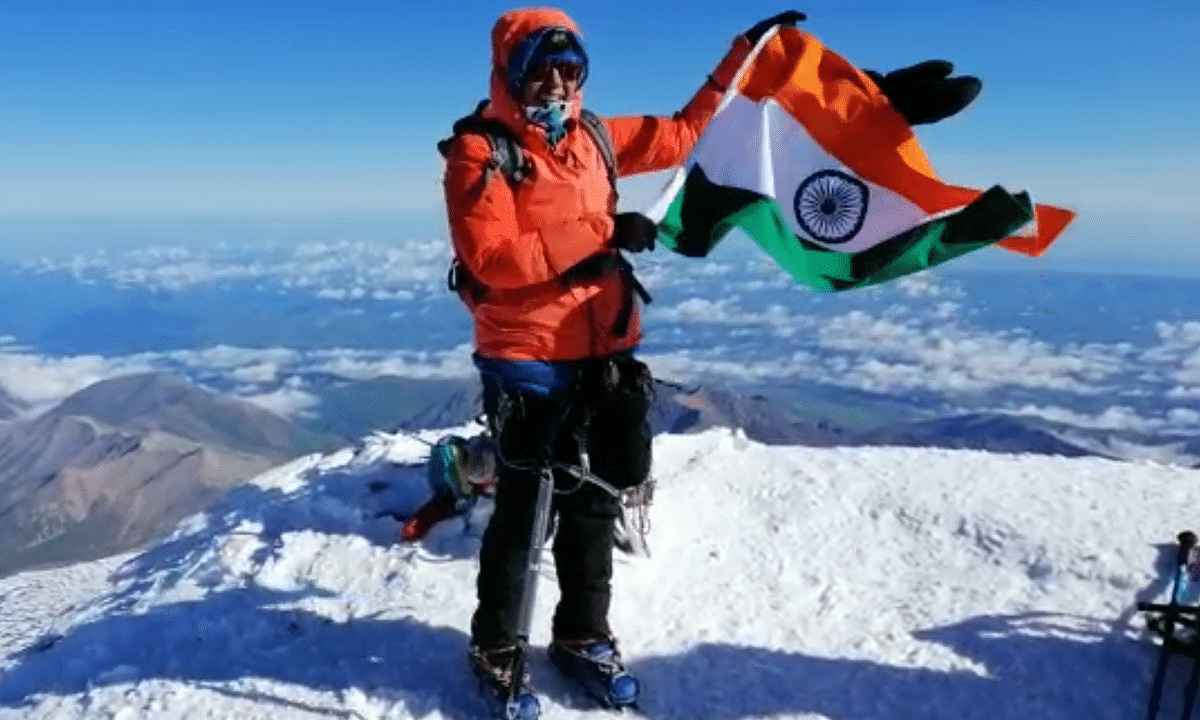 After Mt Elbrus, Assam mountaineer Chetna Joshi now eyes Everest