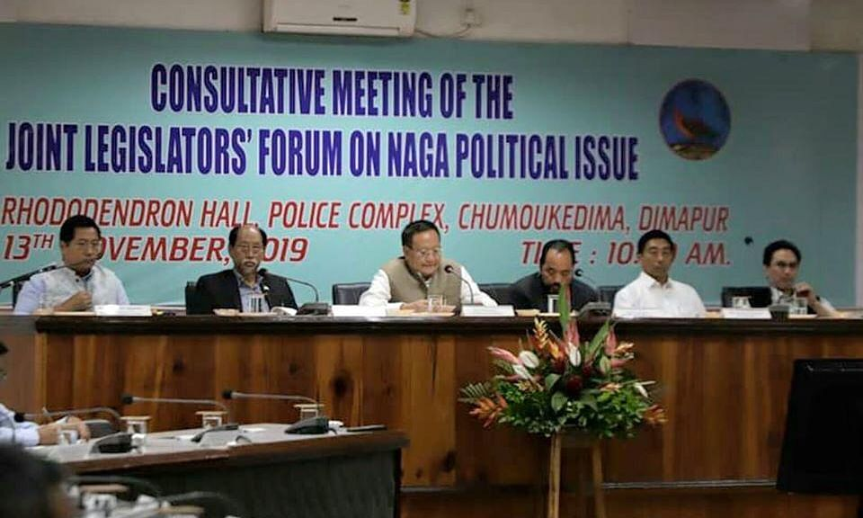 JLF: Nagaland MLAs, MPs appeal neighbouring states for cooperation