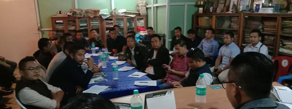 The NSF expressed optimism that the state government will set up the Nagaland Staff Selection Board (NSSB) at the earliest based on the examination of the committee recommendation