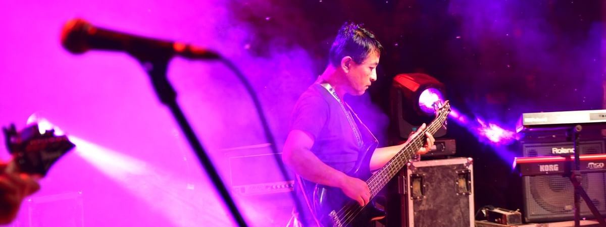 Majuli Music Festival saw the convergence of artists from all across the nation