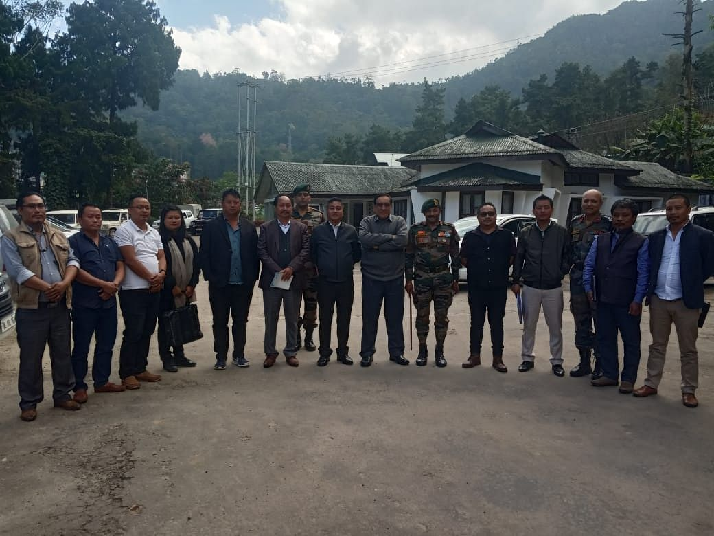 NSCN groups hold maiden joint meet with ceasefire monitoring group