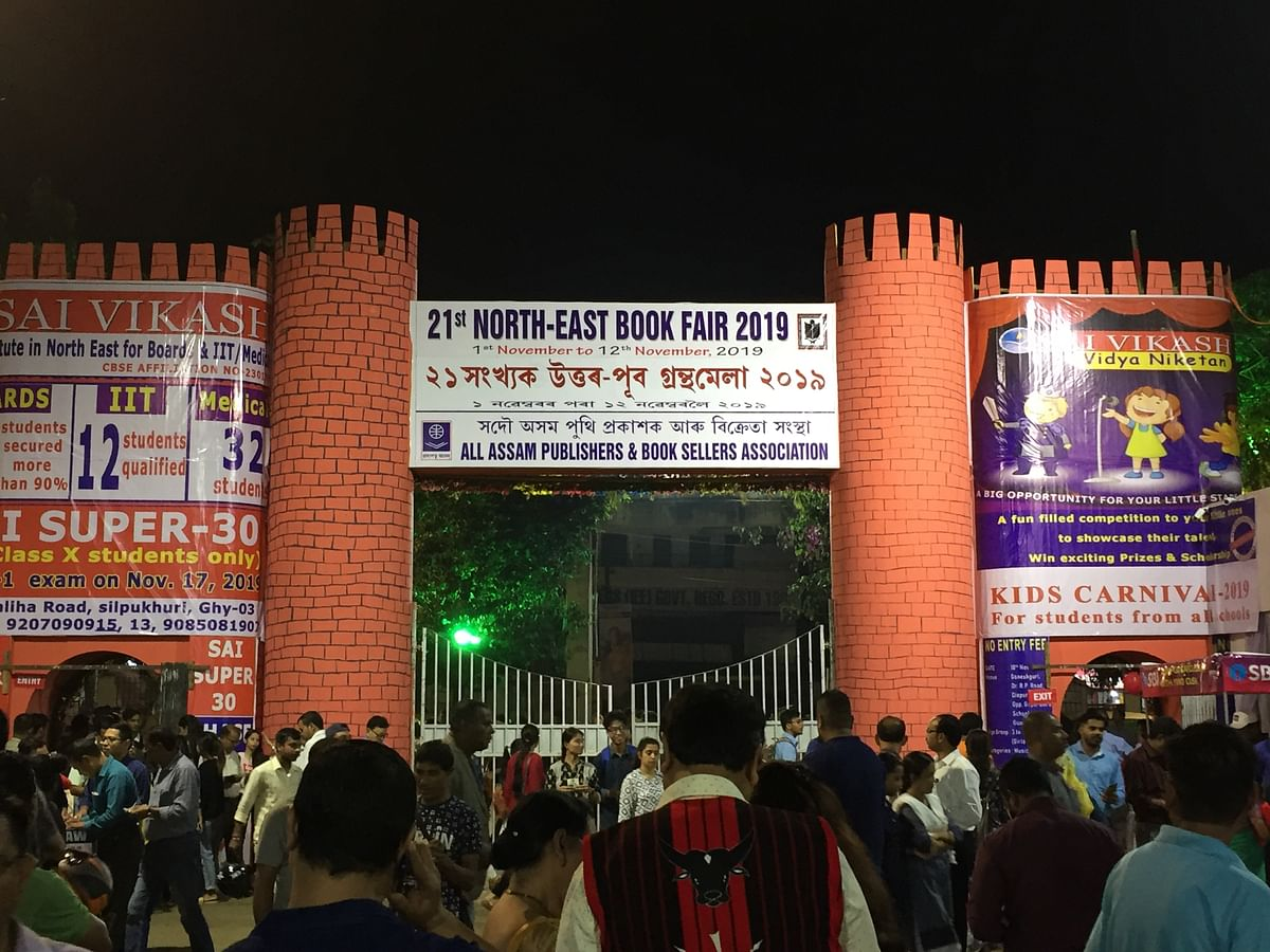 Publishers line up to release titles at 21st North-East Book Fair