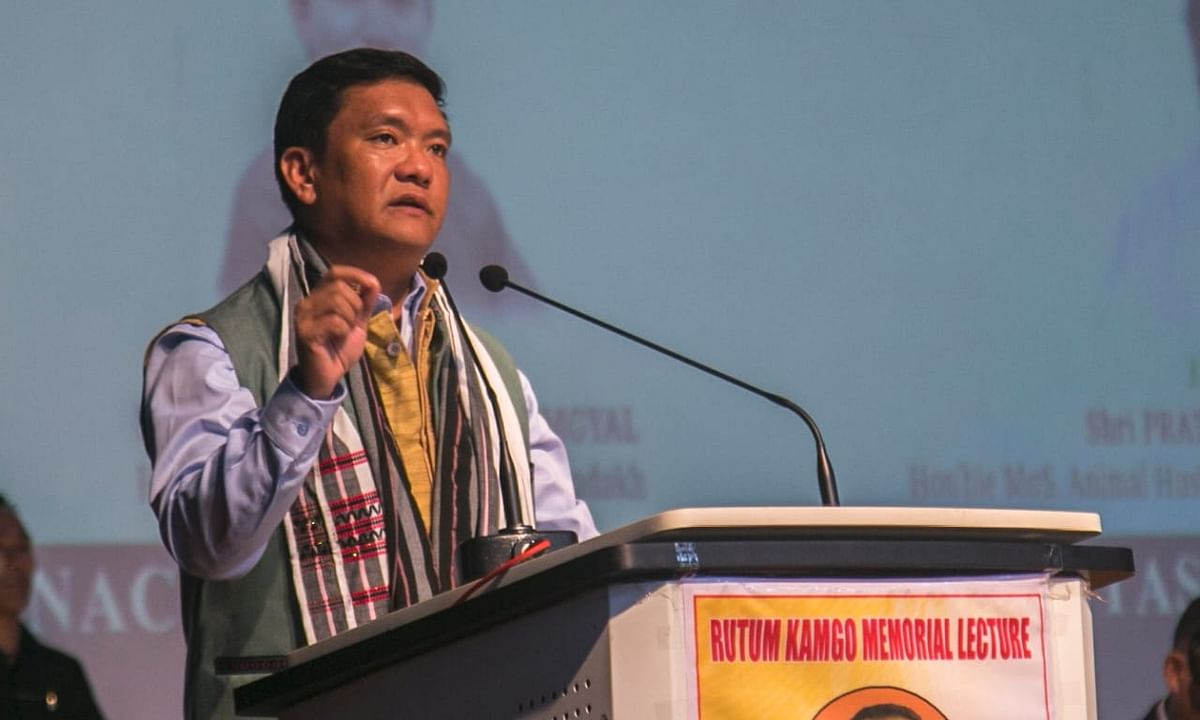 Article 371A-J  not temporary, will remain as it is: Arunachal CM