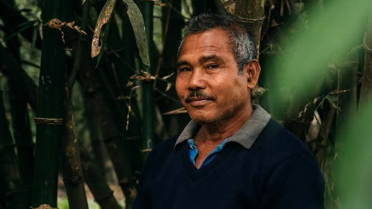 Jadav Payeng, better known as the 'Forest Man of India'