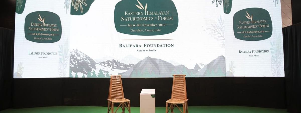 Eastern Himalayan Naturenomics Forum 2019 was held in Guwahati on November 5 and 6