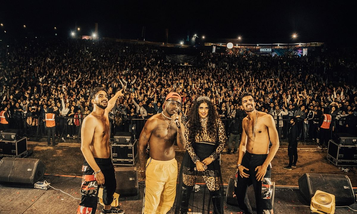 How NH7 Weekender reverberated in Meghalaya's undulating hills