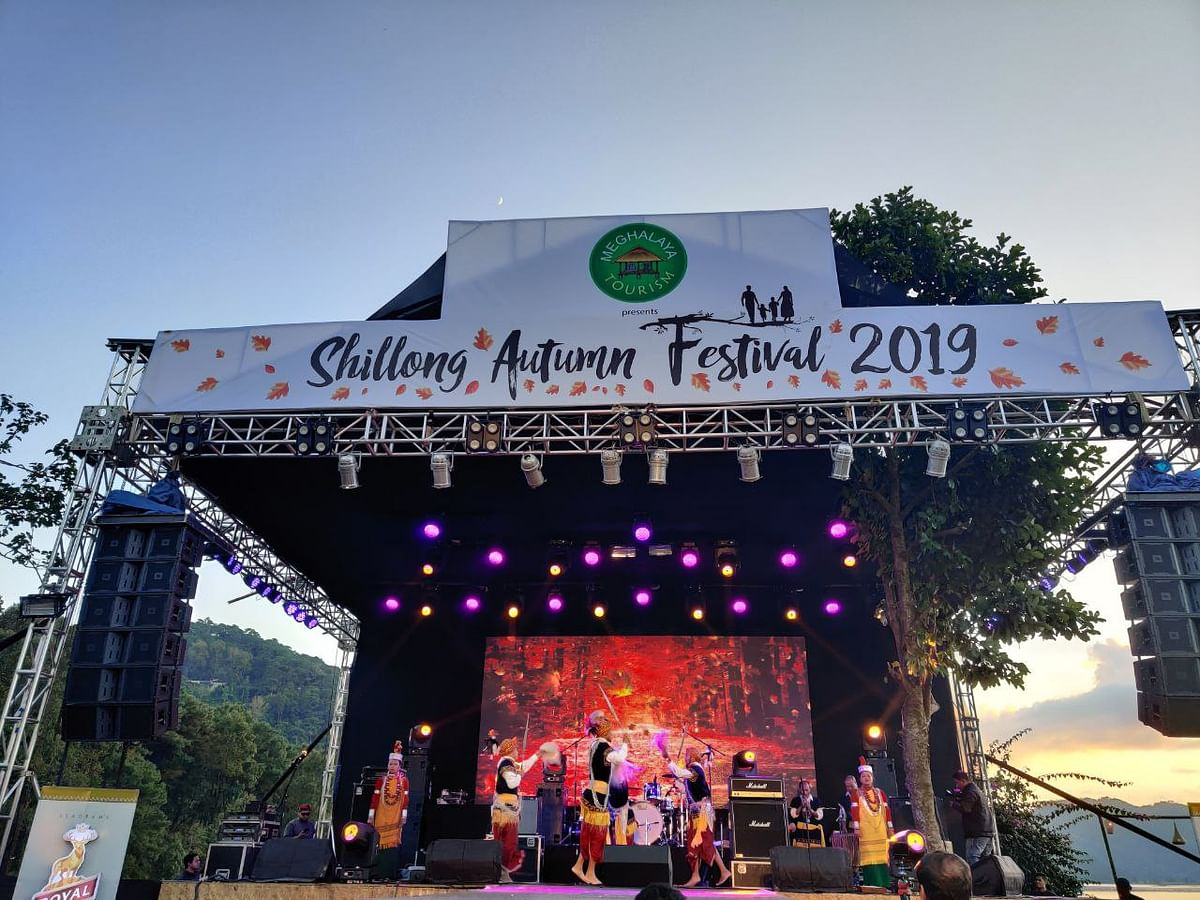 Shillong Autumn Festival 2019: Celebrating 'music with a cause'