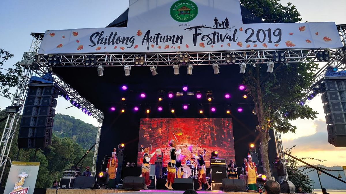 Shillong Autumn Festival 2019 was held on November 2 and 3