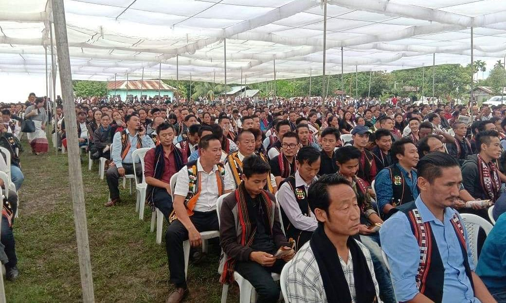 Sumi-Chakhesang 'brotherhood meet' pledges to strengthen ties