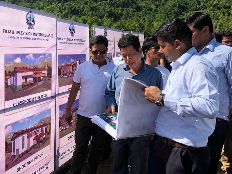 Wait is over: Construction of India's 3rd FTI starts in Arunachal