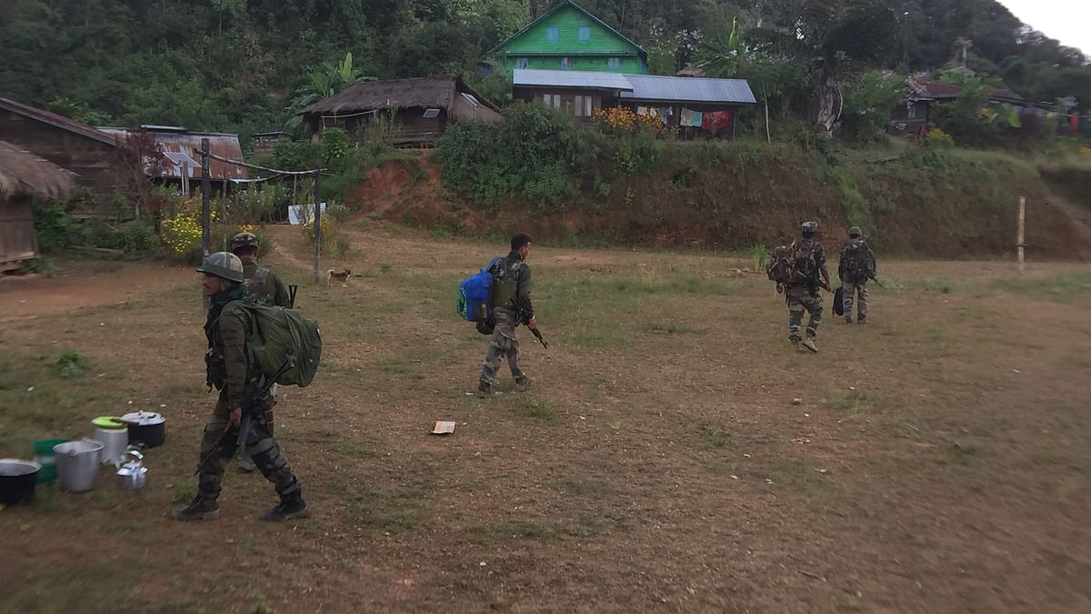 Manipur: Stationing of troops in Kamjong timed with Naga talks?