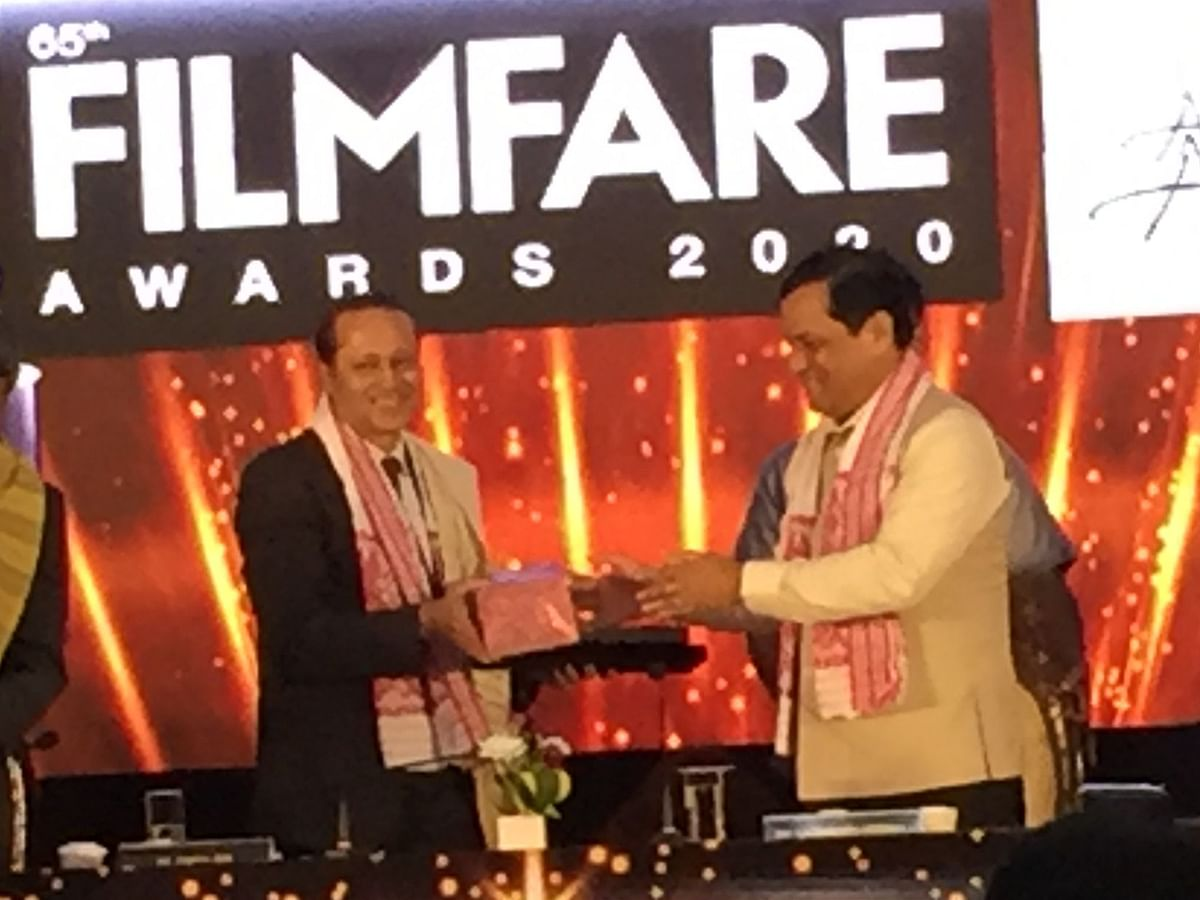 Assam all set to host 65th Filmfare Awards on Feb 15 next year