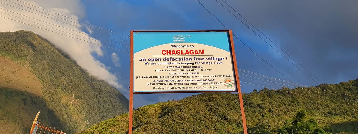 The crucial road project that has been mired in controversy will connect remote Chaglagam village to Rocham in Arunachal Pradesh's Anjaw district
