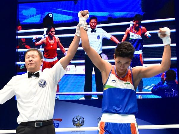 Olympic qualifiers: Assam's Lovlina beats Anjali in boxing trials