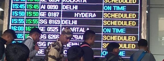 AAI makes special arrangements for passengers at airports of NE amid unrest