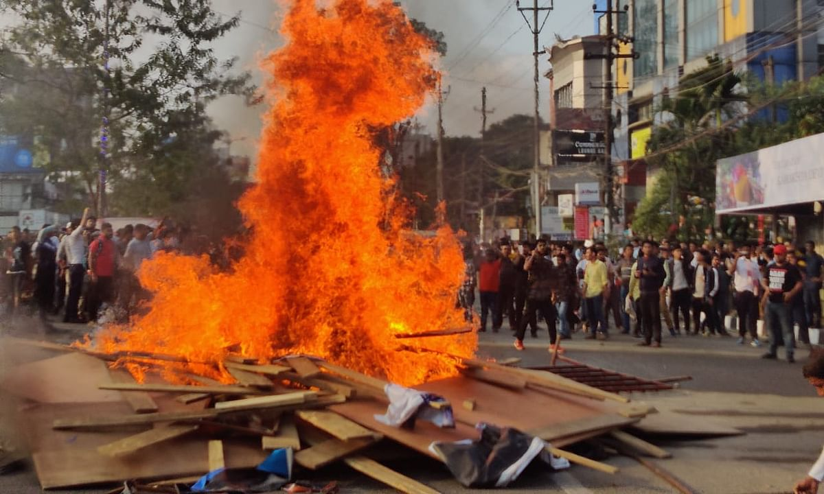 Nagaland Cong rejects 'conditional' exemption of state from CAA