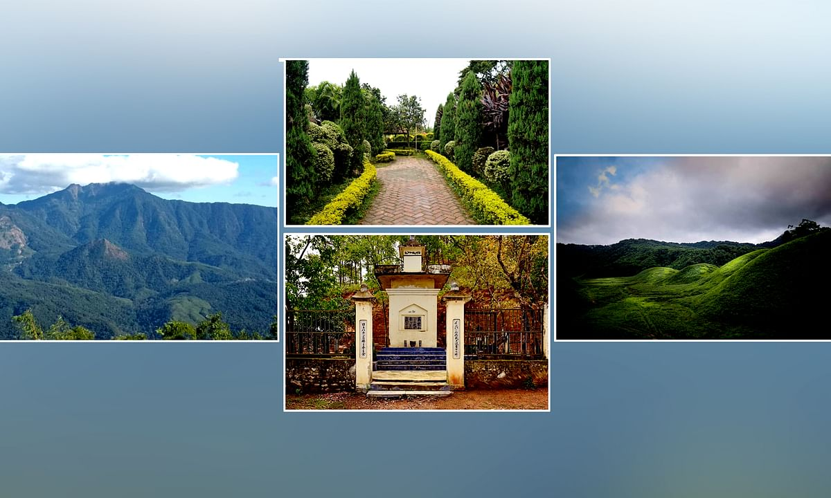 5 must-visit places in Manipur to satiate the wanderlust in you