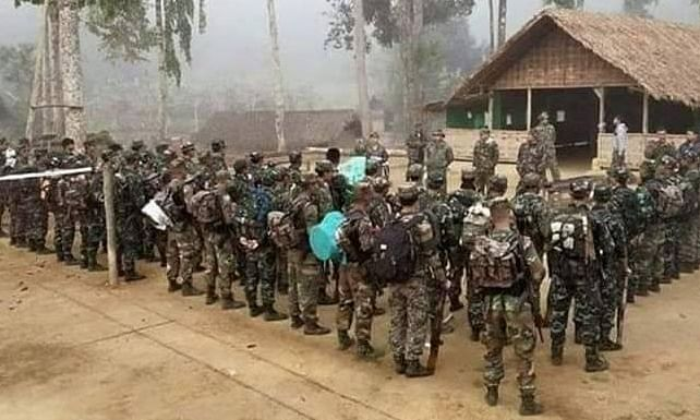 Recruiting armed cadres now not good idea: Ceasefire body chairman