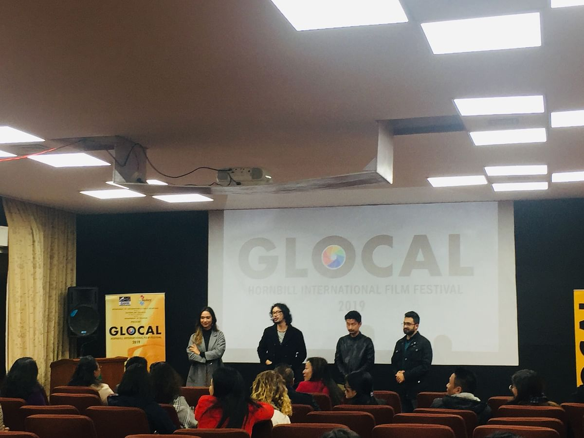 'Axone' screened at Glocal Hornbill International Film Festival