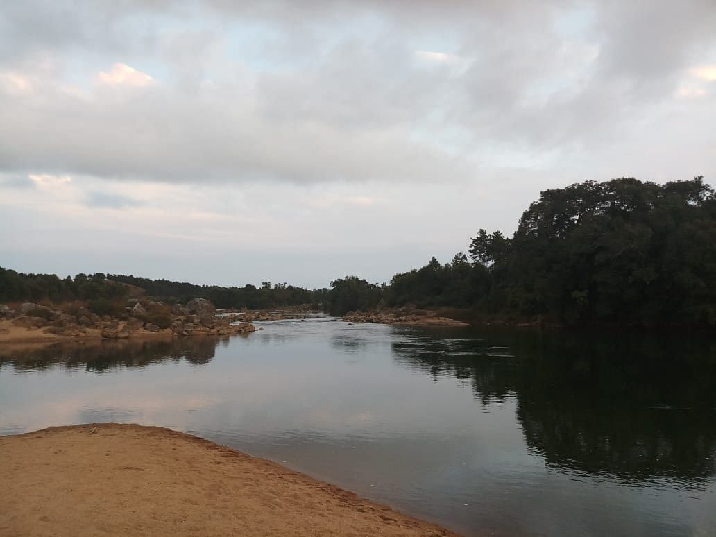 It is the biggest river island in Meghalaya