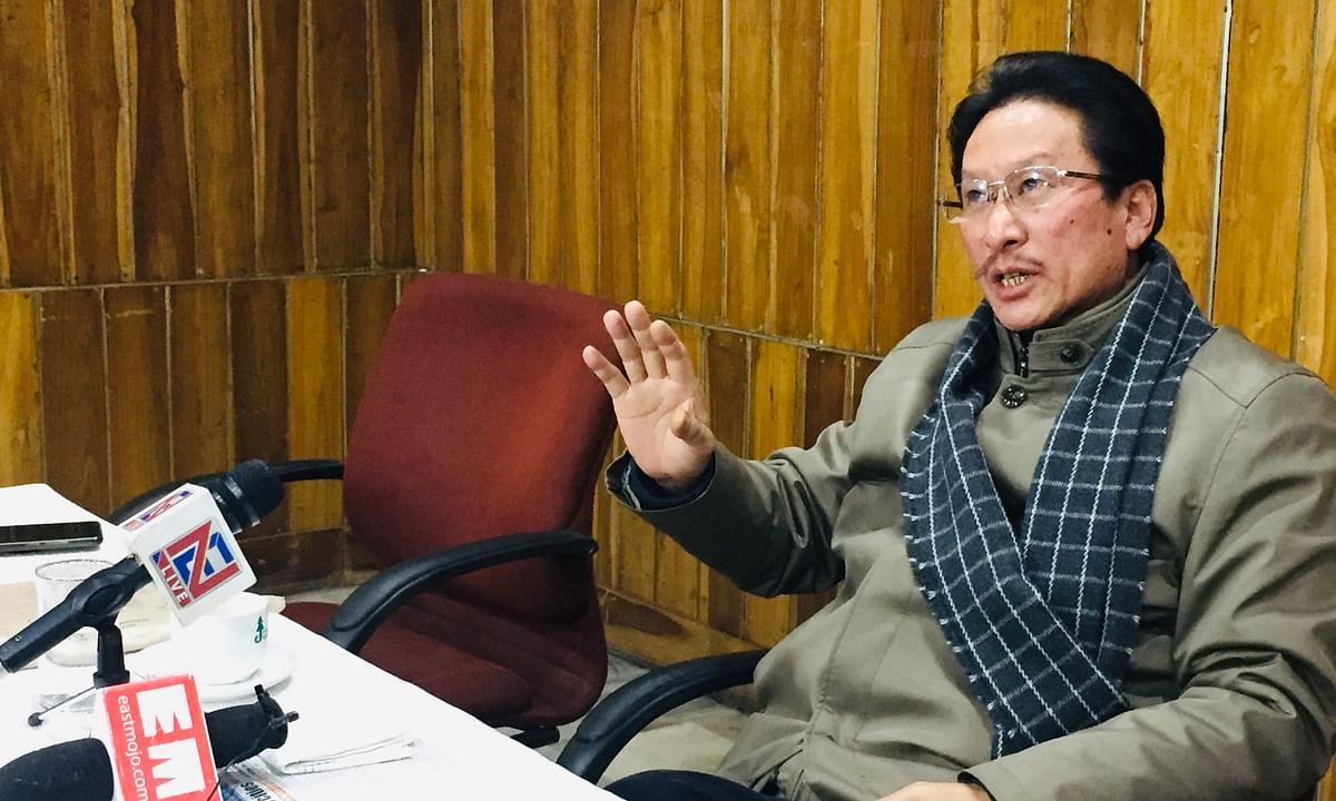 Why Nagaland MP Kenye favoured CAA; resigned from party leadership