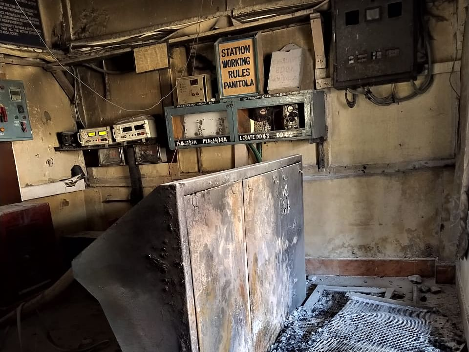 CAB fallout: Rly stations, ambulance, offices torched in Tinsukia
