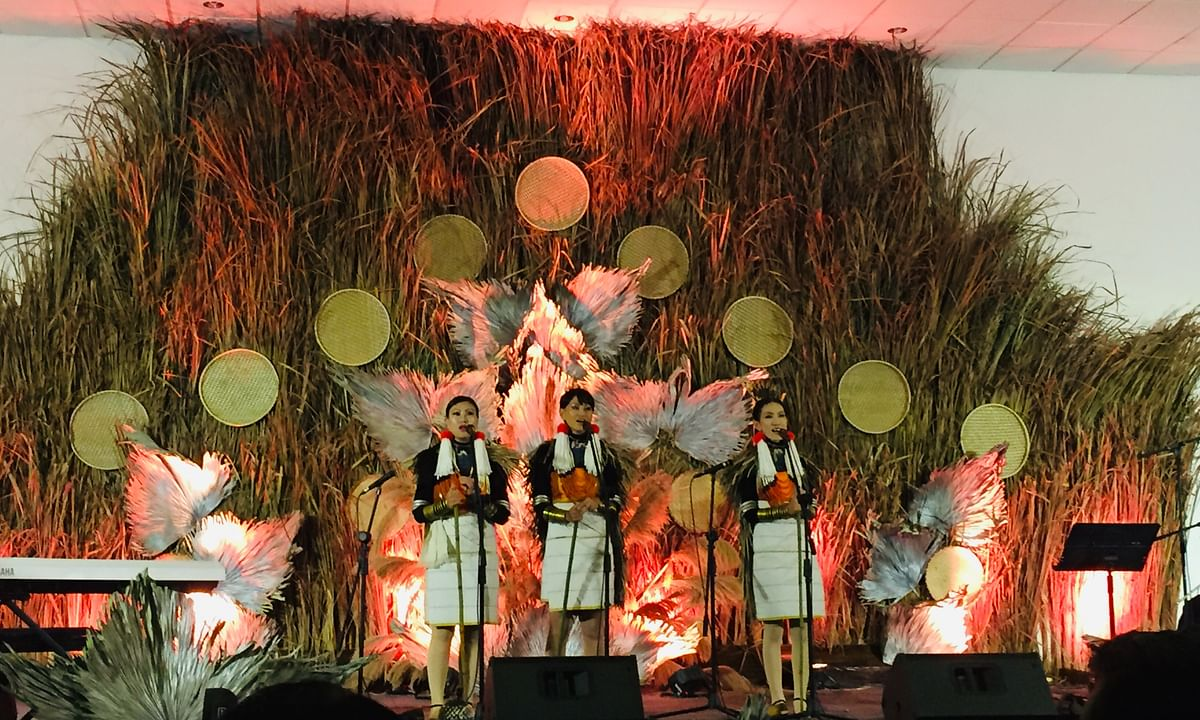 Hornbill Festival hosts 1st 'box office show' with Tetseo Sisters