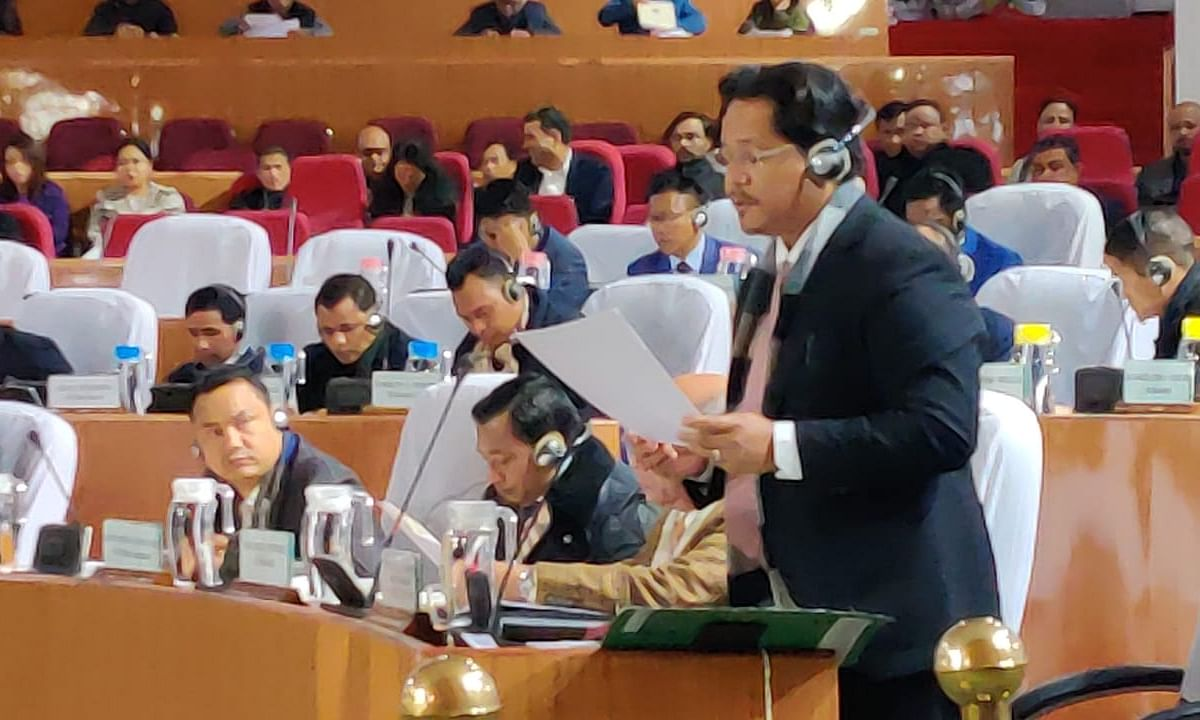 Meghalaya Assembly passes ILP resolution; ball in Centre's court