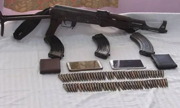 Manipur: 2 arrested with arms & ammunition in Imphal