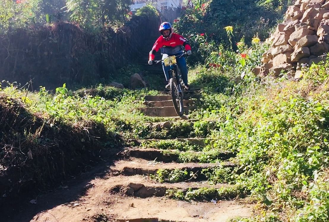 Riders hailed the event saying that the standard of mountain biking has been raised to an all-new level