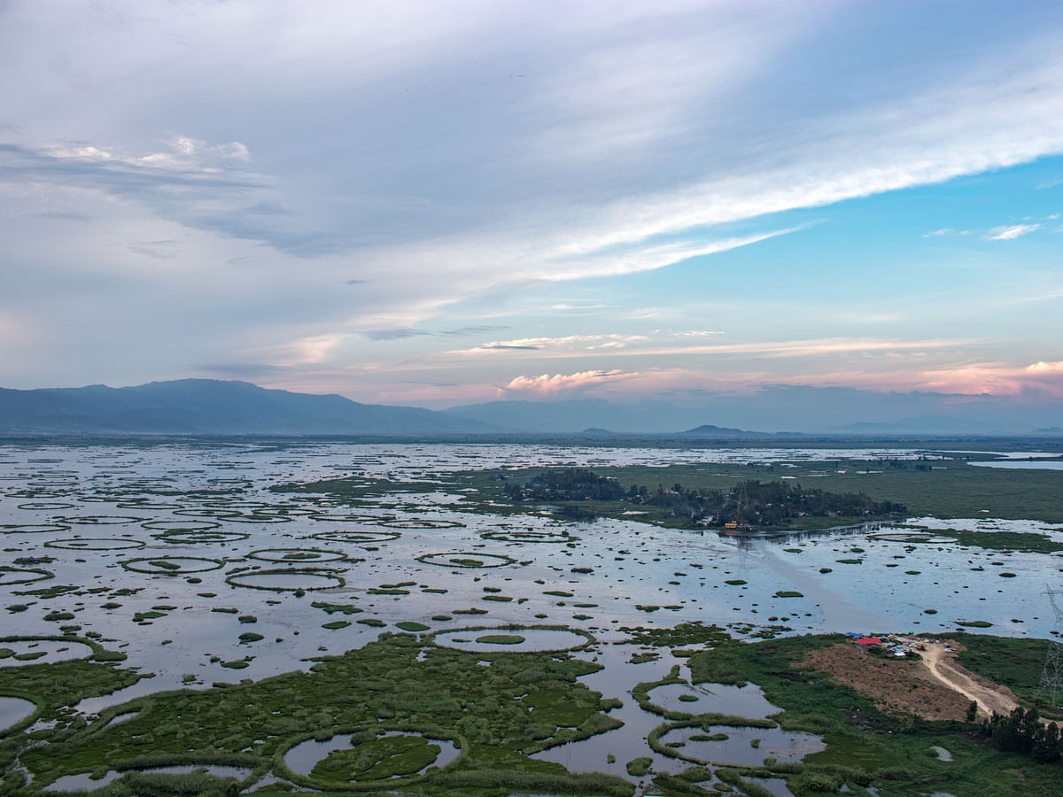 Manipur's Loktak Lake: Fate of the floating wonder