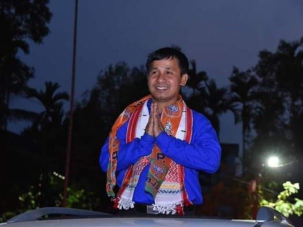 Tripura East MP voices concern over NLFT's letter to boycott him