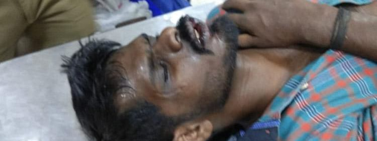 Kutty Madhu was attacked by unidetified persons