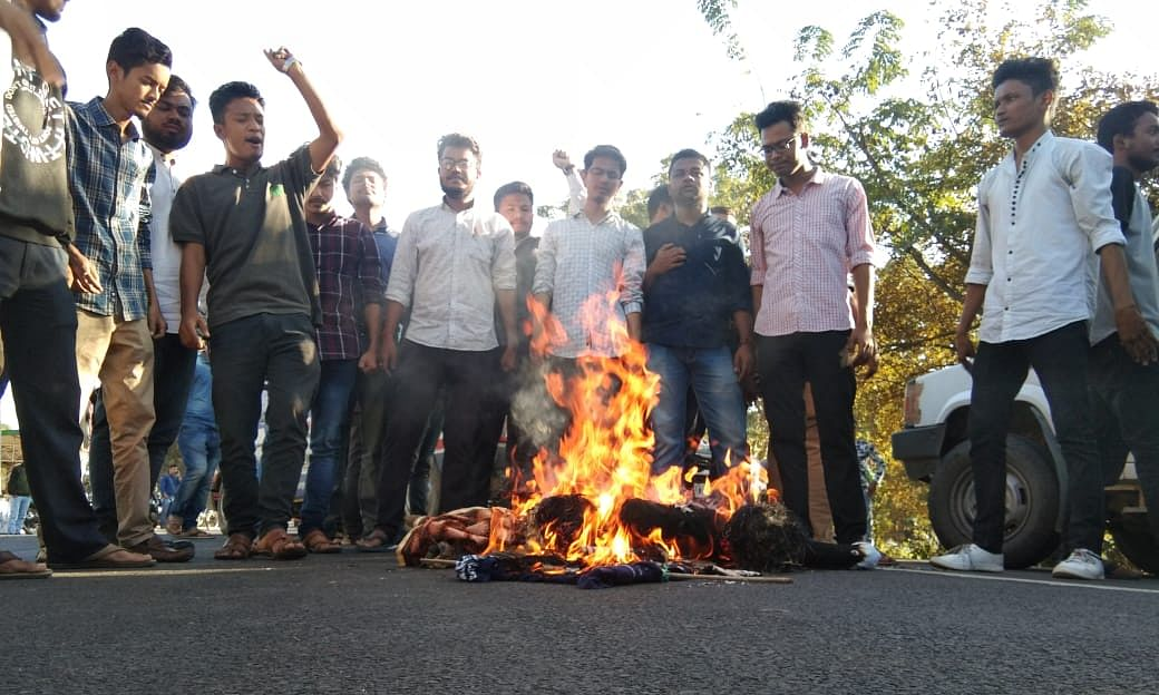 Assam CM, Himanta to be remembered as traitors: Dibrugarh students