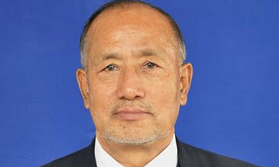 Nagaland govt announces 3-day state mourning over Speaker's death
