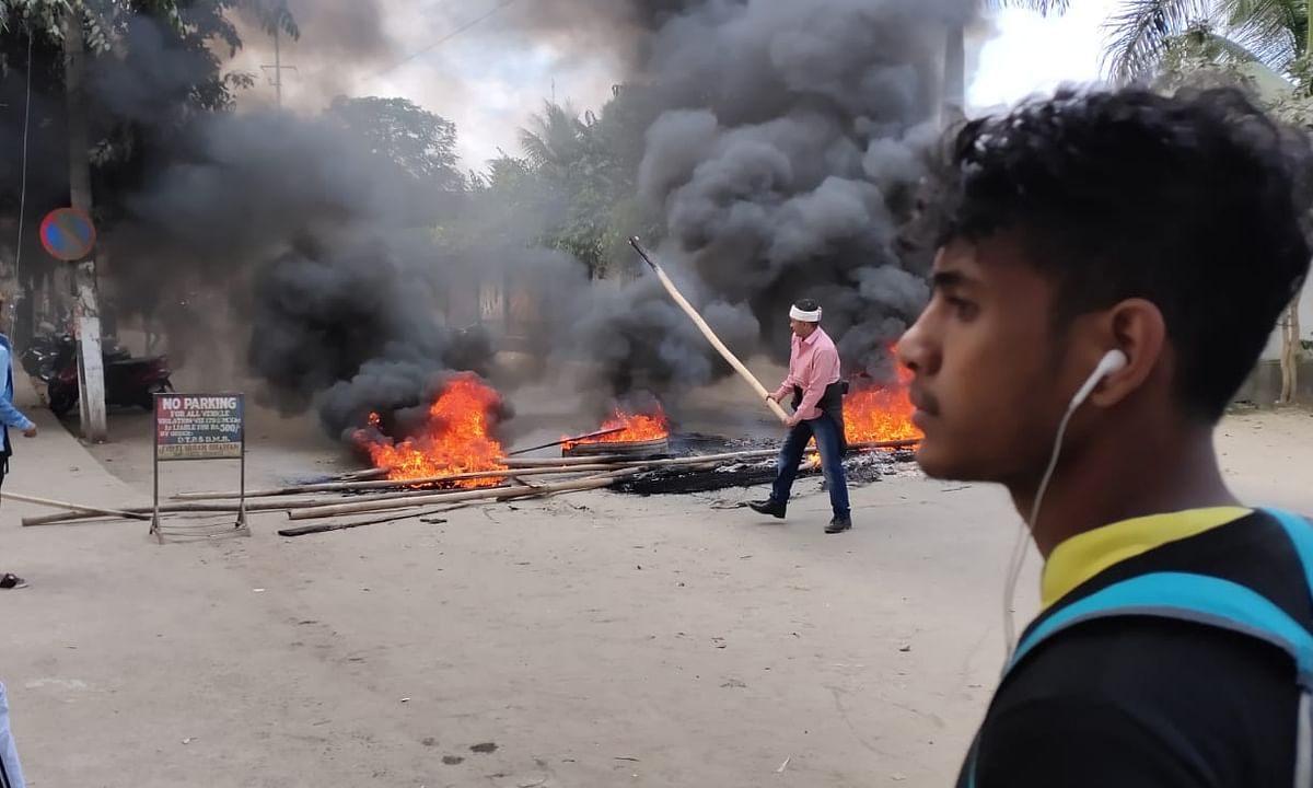 Anti-Citizenship Amendment Act (CAA) protests turned violent in different parts of Assam earlier in December last year