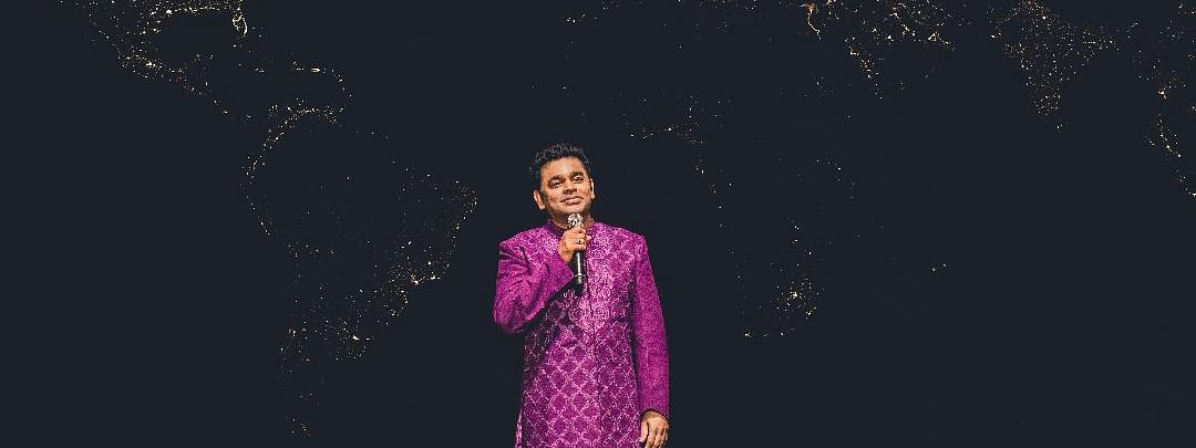 World-renowned Indian composer, singer, songwriter, music composer and philanthropist AR Rahman