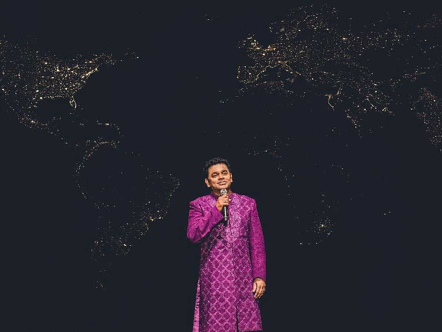 AR Rahman lights up Kohima Orphanage in Nagaland before Christmas