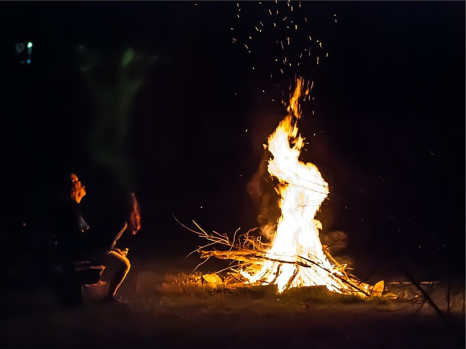 5 best places in Northeast India for a bonfire night