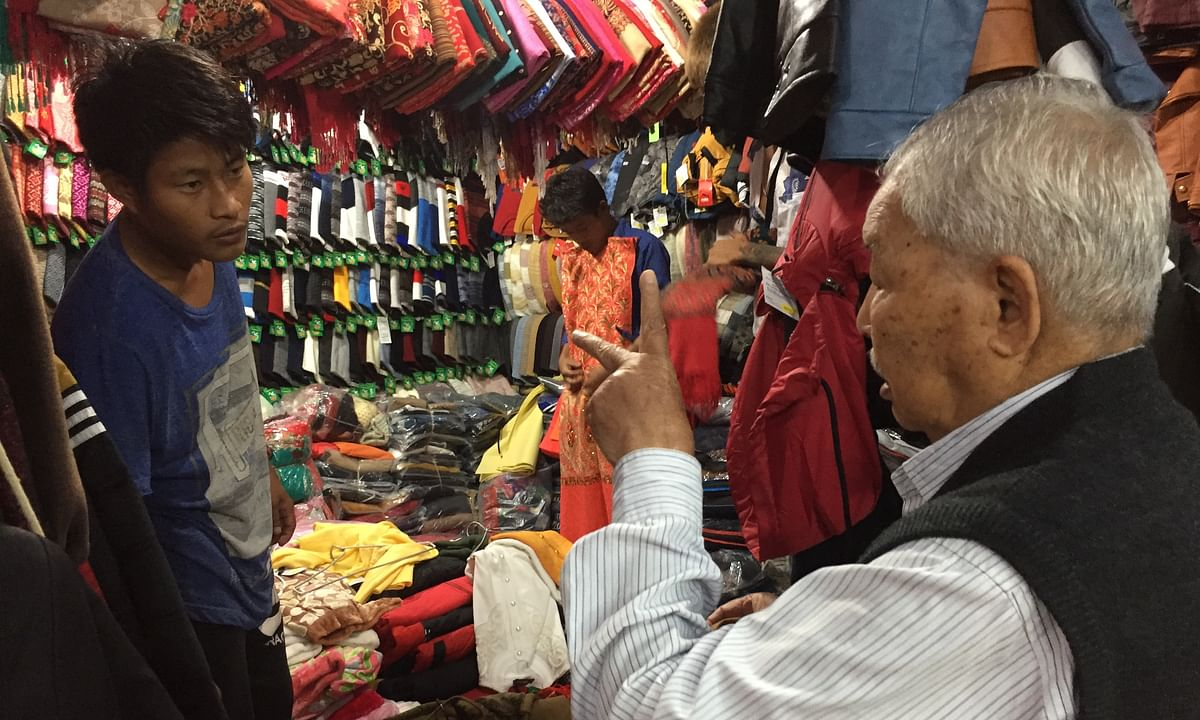 Why these Bhutanese traders are visiting Tripura for last 50 years
