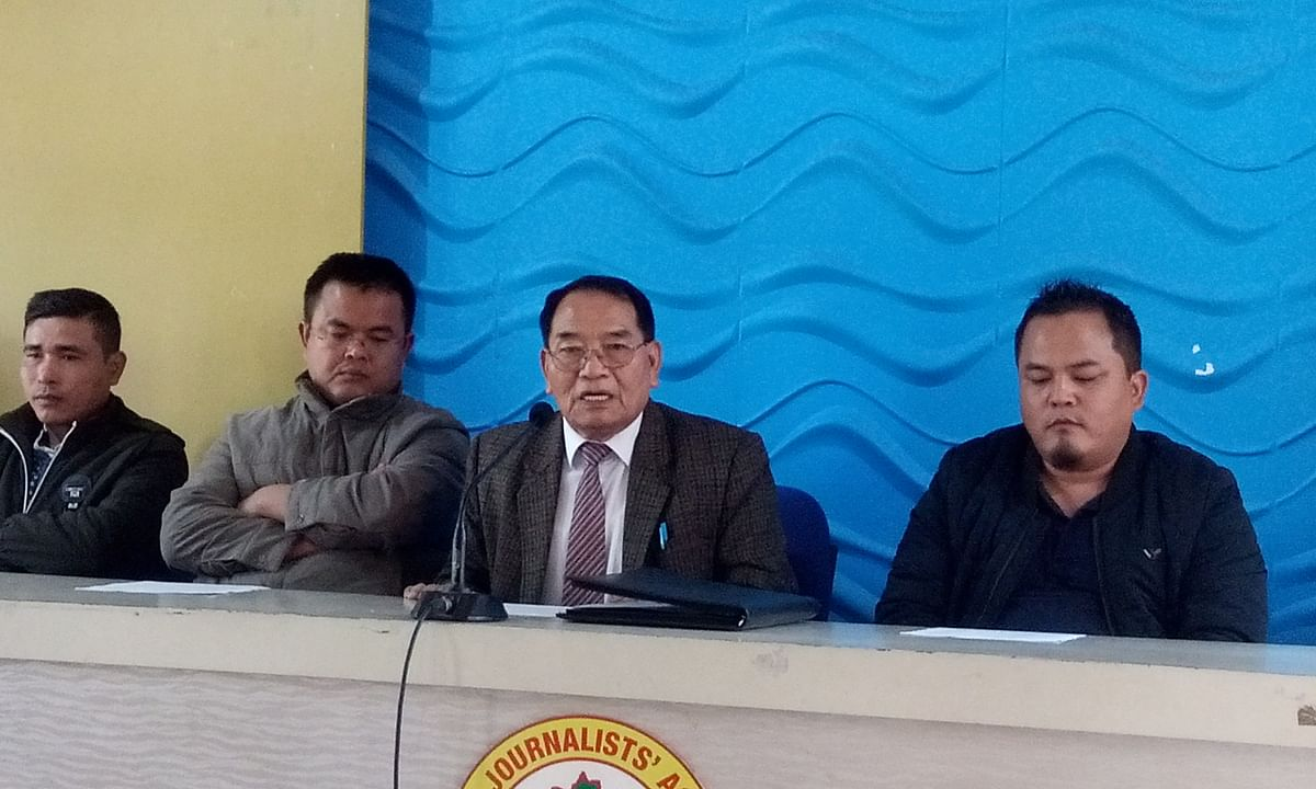 Mizoram: NPP dubs Centre's CAB move a 'safety valve' to avoid riot