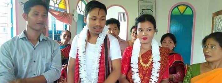 Raima Valley MLA Dhananjoy Tripura had tied the knot with the complainant at Chaturdas Devta Mandir at Khayer in Agartala on June 10 this year