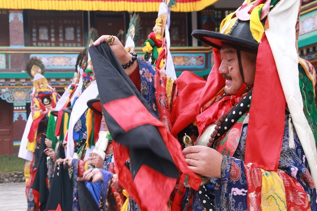 Losoong-Namsoong is the harvest festival of Sikkim's ethnic Bhutia and Lepcha communities