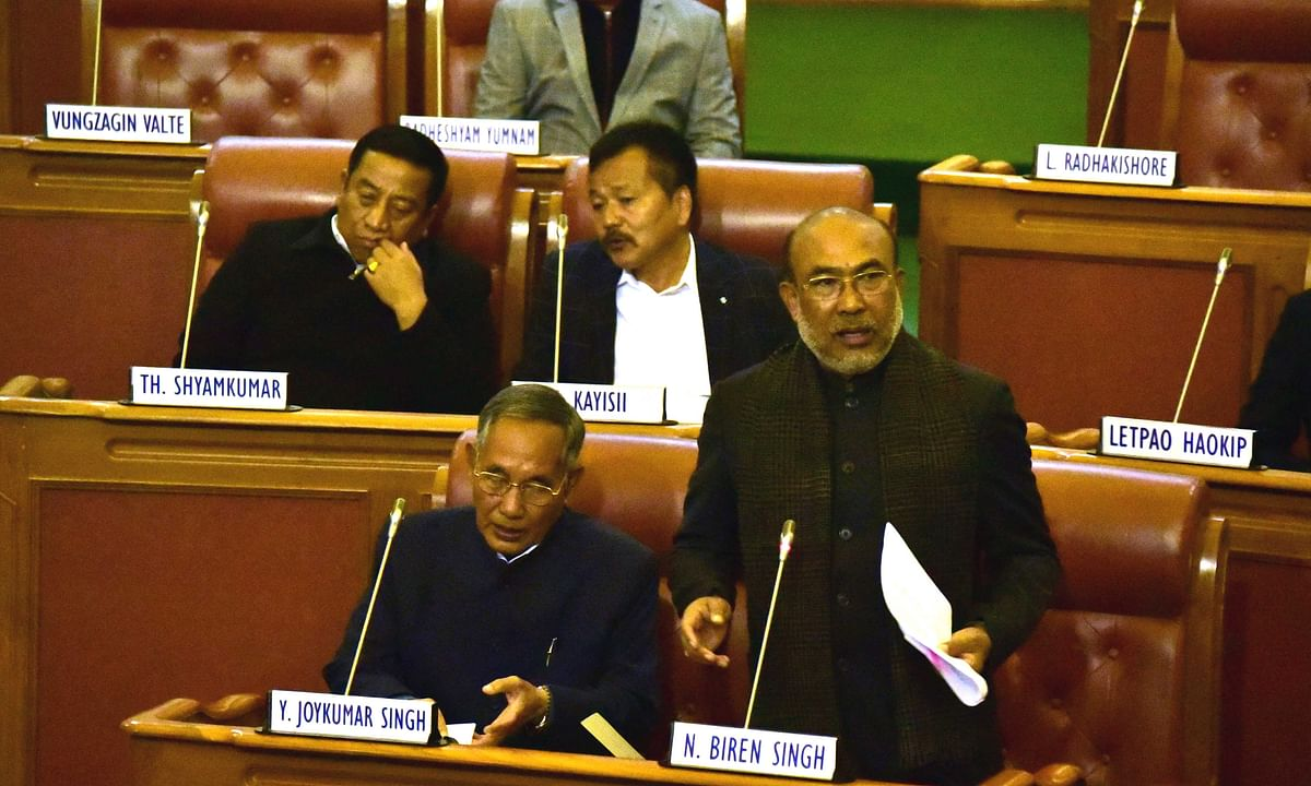 Manipur to fully implement ILP by Jan 1, 2020: CM N Biren Singh