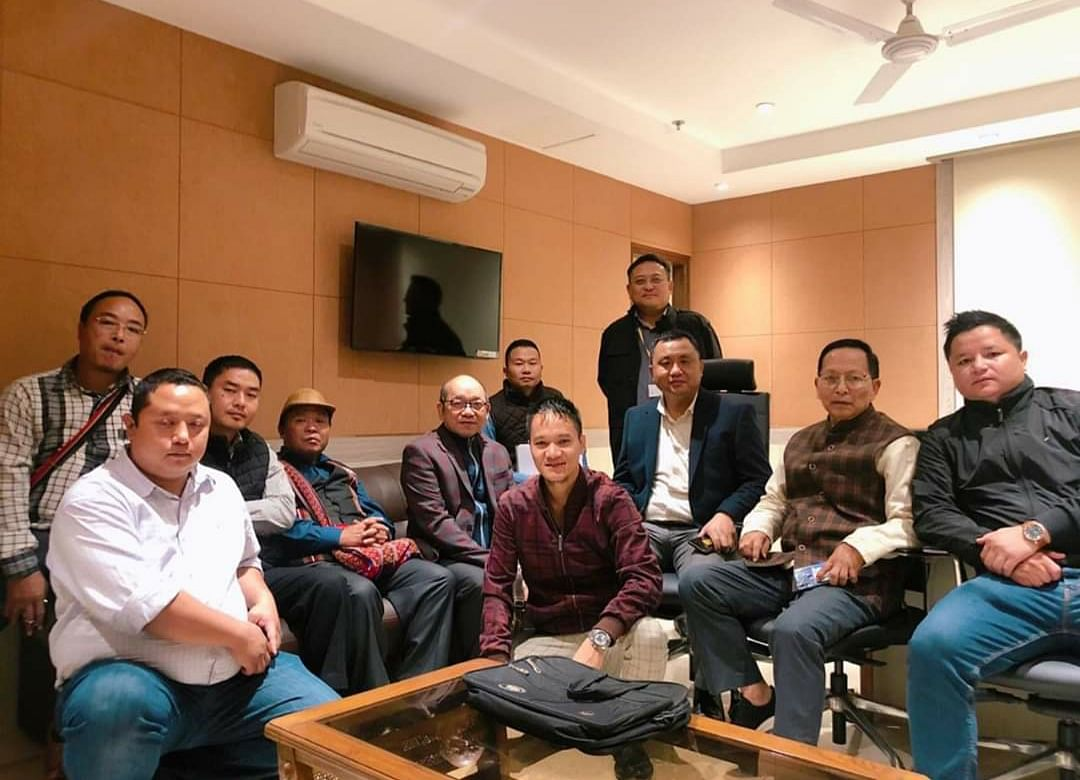 Earlier this year, there was mass protests against the contentious Citizenship (Amendment) Bill across Mizoram