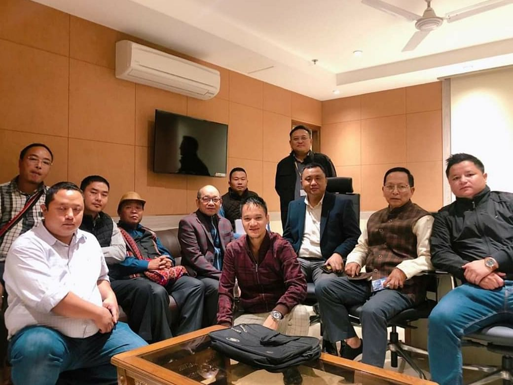 Mizoram Cong slams ZPM over 'false statement' on CAB meet in Delhi