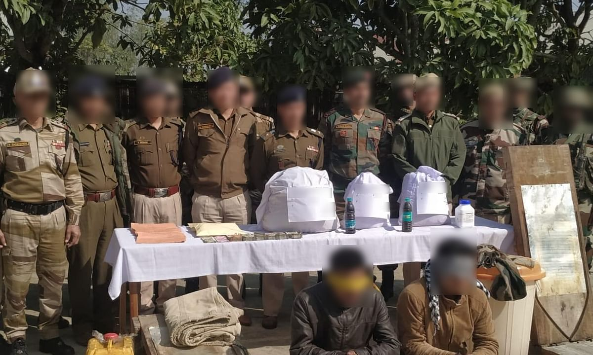 Manipur: Drugs worth over Rs 150 cr seized in 2 separate ops