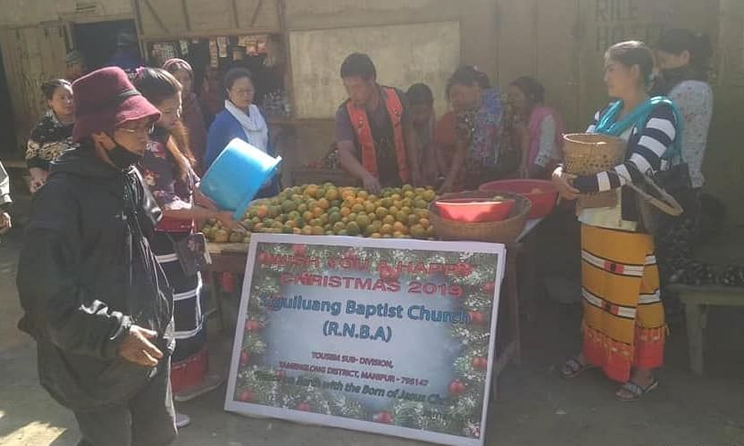 Ahead of Christmas, Manipur locals win hearts with 'sweet' gesture
