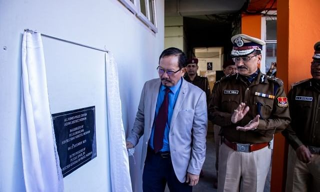 Mizoram gets its first all-women police station in Aizawl