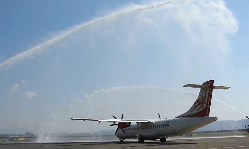 Alliance Air commences Imphal-Dimapur flight service